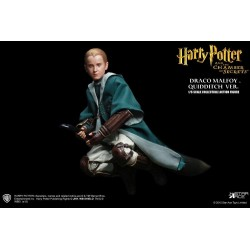 HARRY POTTER - Movie Figures 1/6 - Draco Malfoy Quidditch Vers. - 26cm 151220  Harry Potter