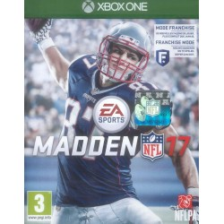 Madden NFL 17 (UK Only) - Xbox One  151170  Xbox One