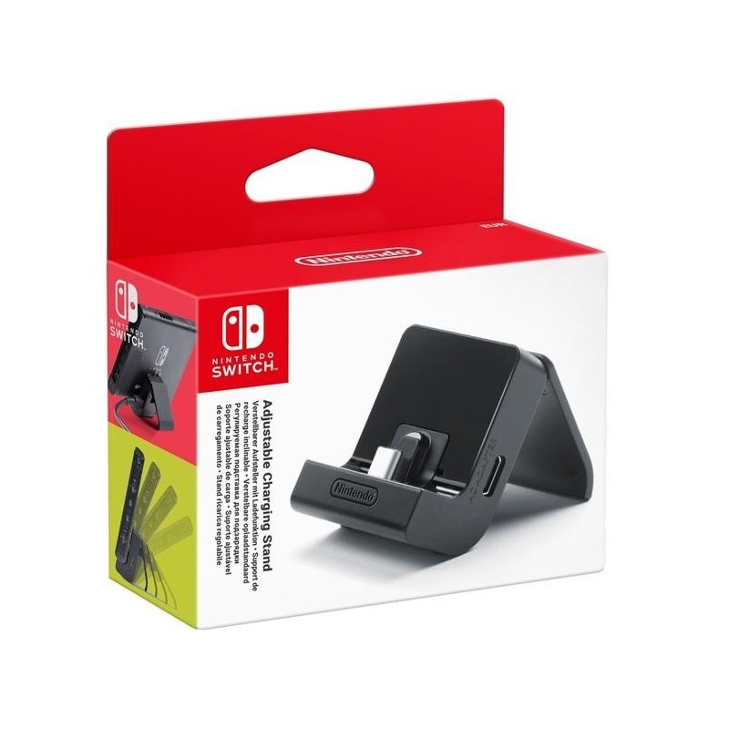 Adjustable Charging Stand 169857  Nintendo Switch Accessoires