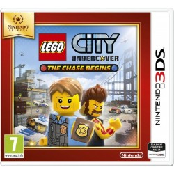 LEGO City Undercover - SELECT 151084  Nintendo 3DS