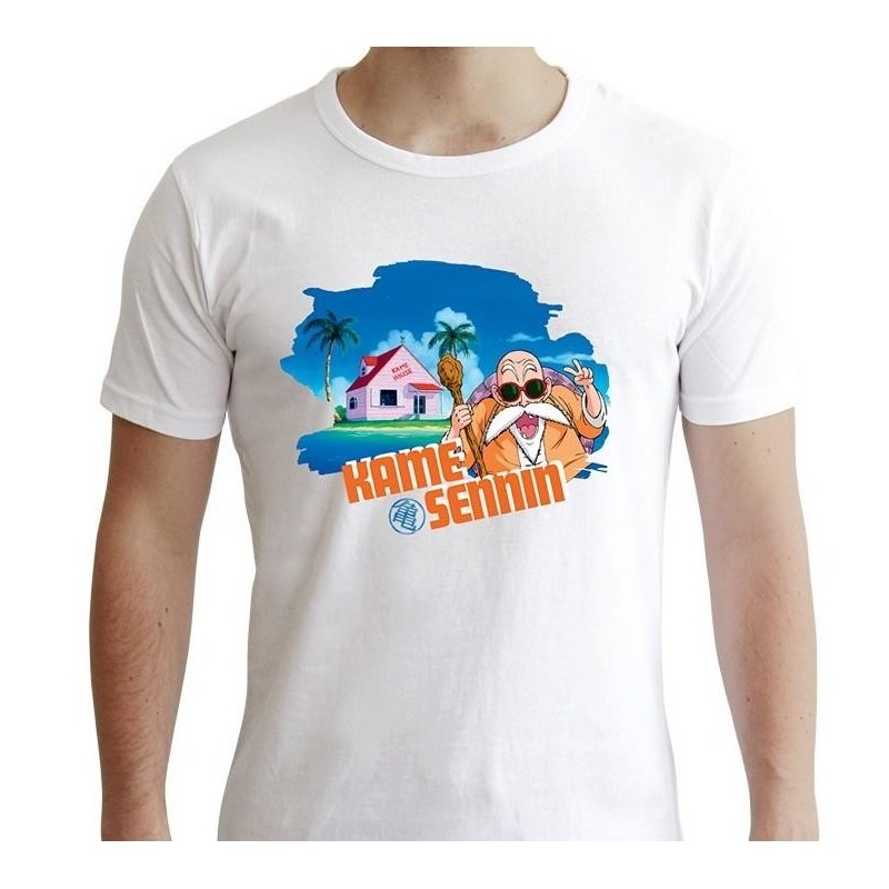 DRAGON BALL - T-Shirt DBZ/Kame Sennin (M) 171569  T-Shirts Dragon Ball