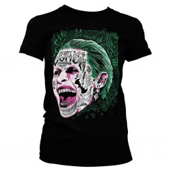 SUICIDE SQUAD - T-Shirt Joker - GIRLY (XXL) 151011  T-Shirts
