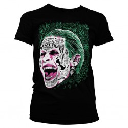 SUICIDE SQUAD - T-Shirt Joker - GIRLY (L) 151009  T-Shirts