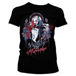 SUICIDE SQUAD - T-Shirt Harley Quinn Girly (XXL) 150996  T-Shirts Harley Quinn