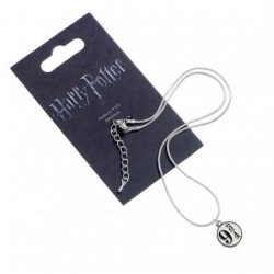 HARRY POTTER - Silver Plated Collection - Platform 9 3/4 Halsketting