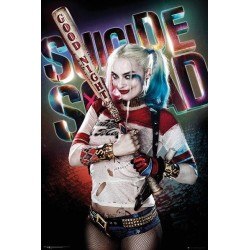 SUICIDE SQUAD - Poster 61X91 - Harley Quinn Good Night 150954  Posters