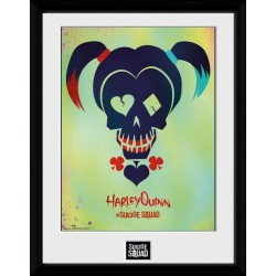 SUICIDE SQUAD - Collector Print 30X40 - Harley Quinn Skull 150948  Posters