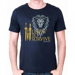 WARCRAFT - T-Shirt Unite to Survive (XL) 150928  T-shirts World of Warcraft