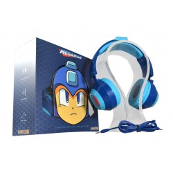 MEGAMAN - HeadPhones HD 'RetroEclaire' Wired - Limited Edition