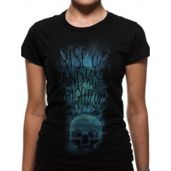 FANTASTIC BEASTS 2 - T-Shirt IN A TUBE- Rise Up - GIRL (M) 169830  T-Shirts
