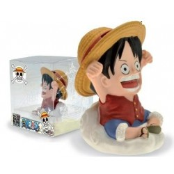 ONE PIECE - Moneybox - Luffy - 10cm