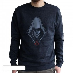 ASSASSIN'S CREED - SWEAT Vintage - Generique (M) 150287  Sweatshirts Assassins Creed