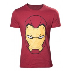 MARVEL - T-Shirt Civil War Iron Man (XL) 150245  T-Shirts Iron Man