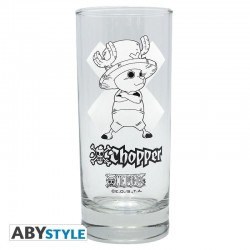 ONE PIECE - Glass - Chopper 150182  Glazen
