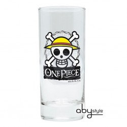 ONE PIECE - Glass - Luffy 150180  Glazen