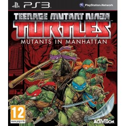 TMNT : Mutants in Manhattan 150158  Playstation 3