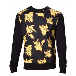 POKEMON - Sweater Pikachu All Over (XXL)