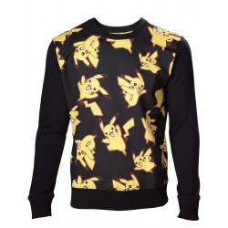 POKEMON - Sweater Pikachu All Over (L)