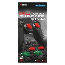 Trust GXT 262 Thumb Grip 8-Pack 149895  Playstation 4