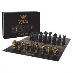 NINTENDO - The Legend of Zelda Chess - Collector Edition 149877  Schaak Borden