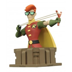 BATMAN The Animated Series - Buste Dark Knight Robin - 15 Cm