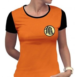 DRAGON BALL - T-Shirt PREMIUM Kame Symbol GIRL (S) 149861  T-Shirts Dragon Ball