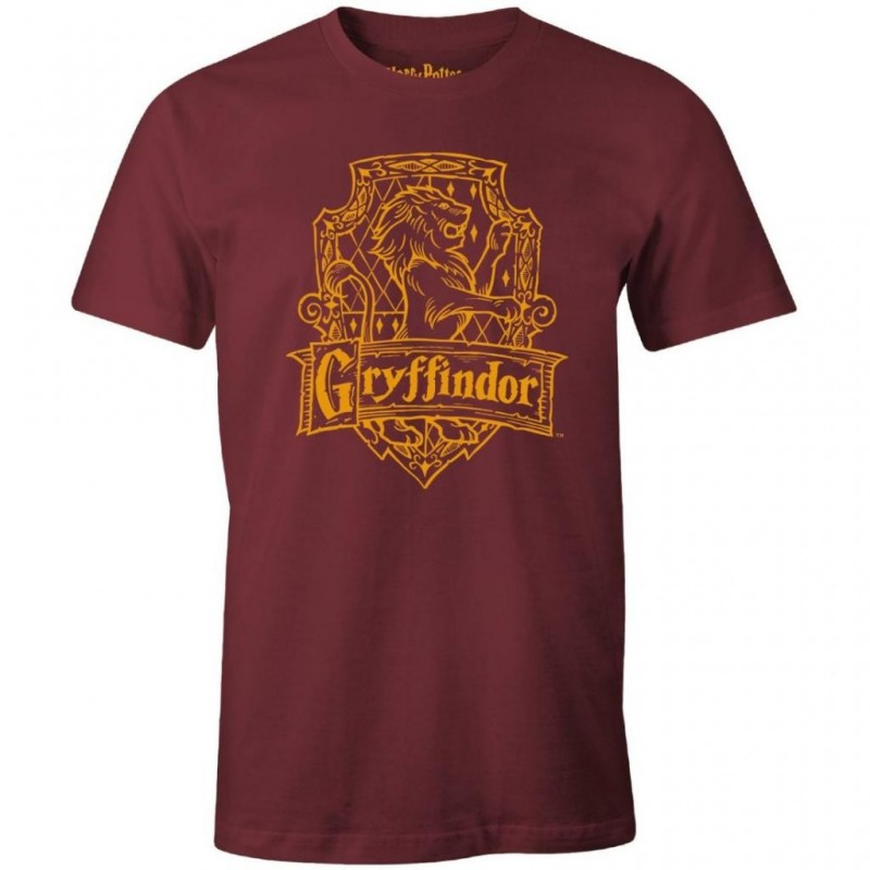 HARRY POTTER - T-Shirt Gryffindor School (L) 169789  T-Shirts