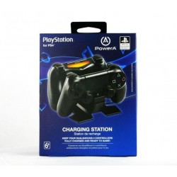 POWER A - Dual Charging Station PS4 - Official Licensed Product PS4 149805  PS4 Accessoires