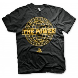 PLAYSTATION - T-Shirt The Power of Playstation (M) 149762  Playstation