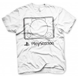 PLAYSTATION - T-Shirt Console (L)