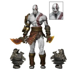 GOD OF WAR III - Action Figure - Ultimate Kratos - 18cm 149635  God of War