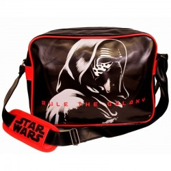STAR WARS 7 - Messenger Bag - Kylo Rule the Galaxy