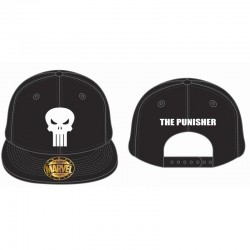 MARVEL - Punisher Logo Cap 149587  Marvel