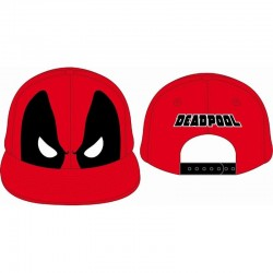 DEADPOOL - Marvel Deadpool Mask Cap