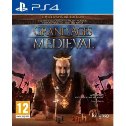 Grand Ages : Medieval - DAY ONE EDITION 149479  Playstation 4