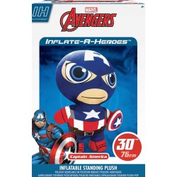 MARVEL - Inflatable Plush - Captain America 76cm 169757  Knuffelberen