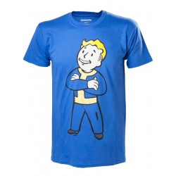 FALLOUT 4 - T-Shirt Vault Boy with Crossed Arms (XL) 149391  Alles