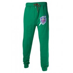 ZELDA - Jogging Zelda Green (XL) 149387  Joggings