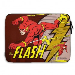 DC COMICS - Laptop Sleeve 15 Inch - The Flash