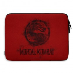 MORTAL KOMBAT - Laptop Sleeve 15 Inch - Dragon