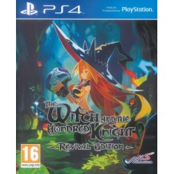The Witch and the Hundred Knight Revival Edition 149234  Playstation 4