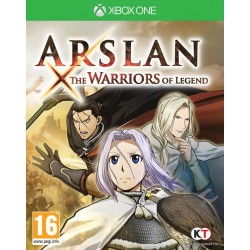 Arslan The Warriors of Legend - Xbox One  149233  Xbox One