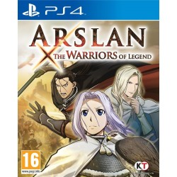 Arslan The Warriors of Legend 149232  Playstation 4