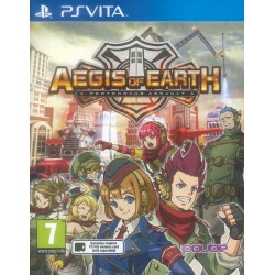 Aegis of Earth : Protonovus Assault 149212  PSVita