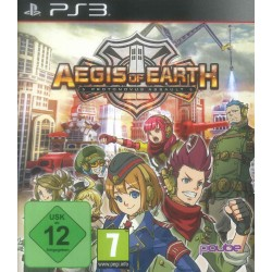 Aegis of Earth : Protonovus Assault 149211  Playstation 3