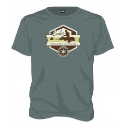 STAR WARS - T-Shirt Forest Patrol - Green (L) 149193  T-Shirts