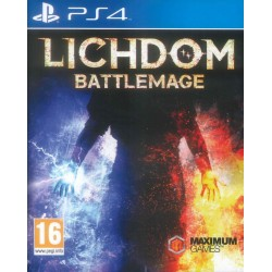 Lichdom Battlemage (Box UK - Game MULTI) 149058  Playstation 4