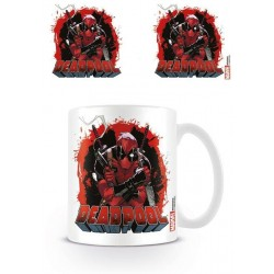 DEADPOOL - Beker - 300 ml - Smooking Gun
