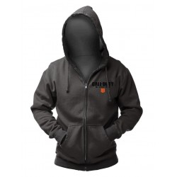 CALL OF DUTY BLACK OPS 4 - Zipper Hoodie - Patch (M) 169721  Hoodies