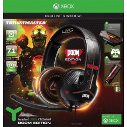 Gaming Headset Y-350X 7.1 Powered DOOM Edition XBONE/PC Thrustmaster 148871  XboxOne Headsets